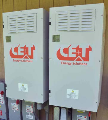 CE+T Energy Solutions 30C3 Multiport Converters