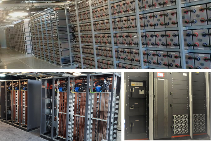 CE+T Power, in conjunction with our partner, offered four sets of 640KVA Flexa, our Modular UPS, and battery.